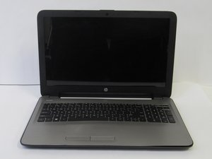 HP Notebook 15-ba018ds Troubleshooting