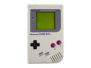 Game Boy Reparatur