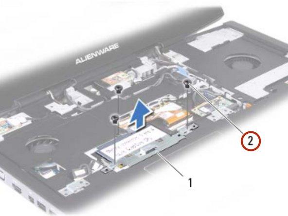 Dell Alienware M17x R3 Reemplazo de módulos de memoria