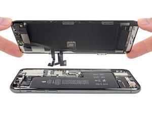 iPhone 11 Pro Max スクリーンの交換