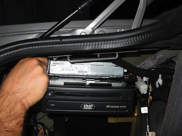 1997-2003 BMW 5 Series Bluetooth Hands-Free Telephone system
