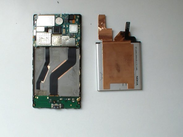 Nokia Lumia 720 Battery Replacement
