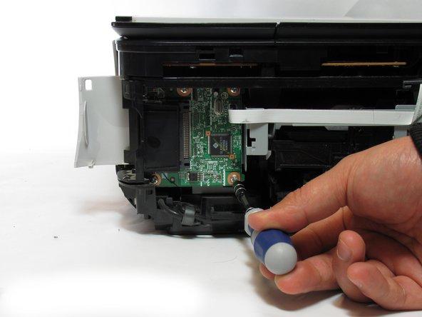 Image 2/2: Five 3.5 mm Phillips #1 screws