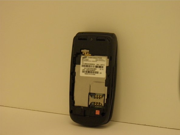 Samsung SGH-A117 Battery Replacement