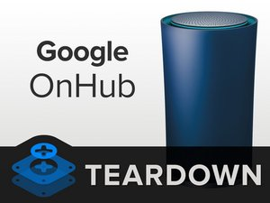 OnHub Teardown