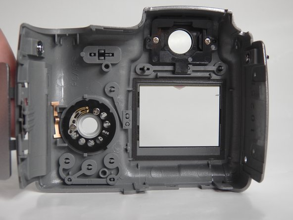 Kodak EasyShare Z740 Button Replacement
