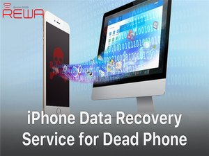 Data Recovery from Dead iPhone 6s