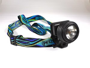 Petzl E03 050 Headlamp Troubleshooting Page