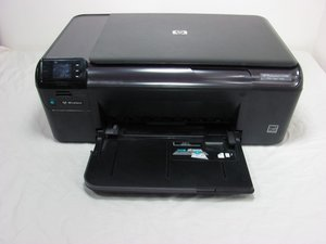 HP Photosmart c4780 Troubleshooting