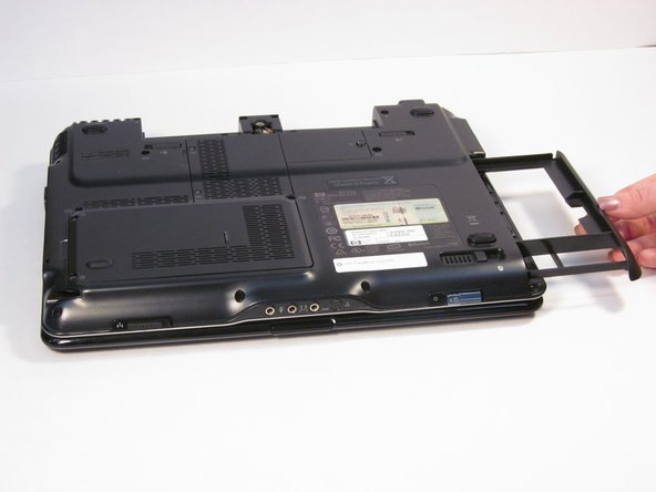 HP Pavilion tx2500 Optical Drive Replacement