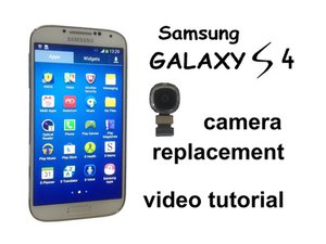 Samsung Galaxy S4 Main camera