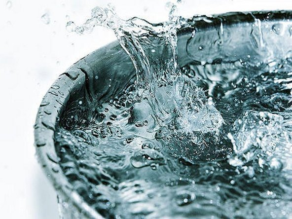 Hot water is hazardous for the closely bound metallic plates as they may get expanded due to it. It is advised to use cool water while washing an air conditioner.