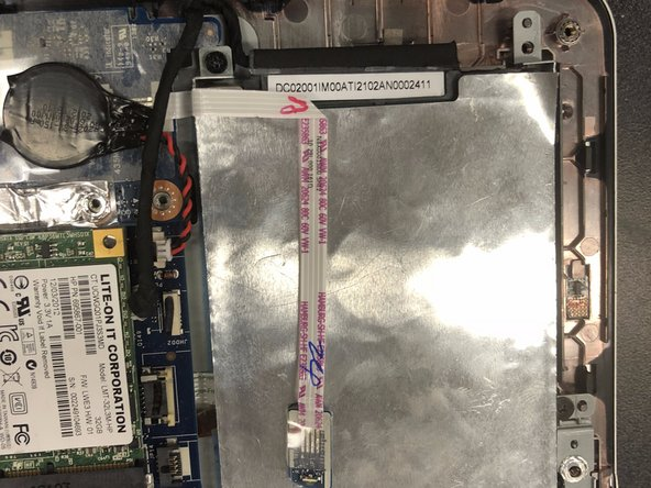 HP Envy TouchSmart 4-1215dx Hard Drive Replacement