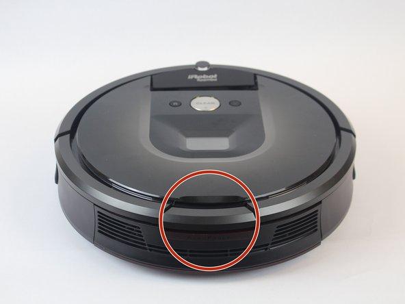 iRobot Roomba 980 Brush Module Replacement