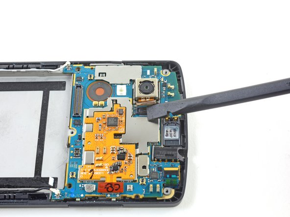 Nexus 5 Rear Facing Camera Replacement