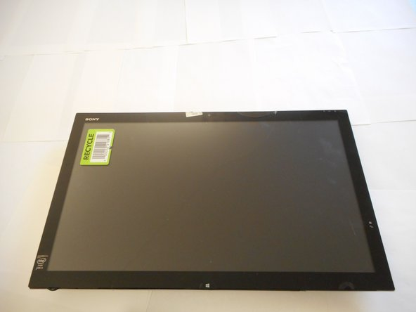 Sony Vaio Tap 21 SVT212A11L Screen Replacement