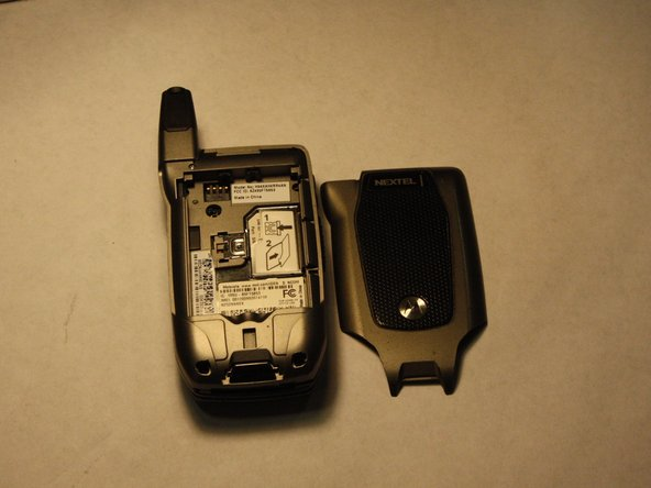 Motorola Nextel i880 Key Pad Replacement