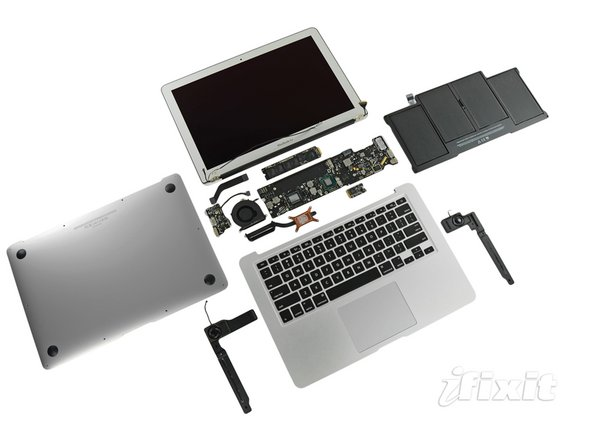MacBook Air teardown