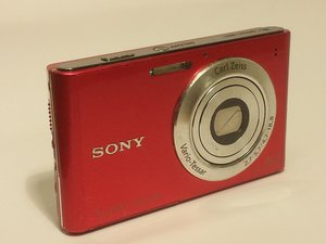 Sony Cyber-Shot DSC-W330 Repair