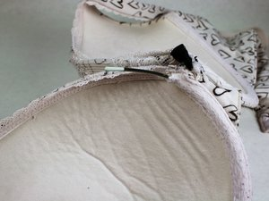 How to Repair a Bra Underwire