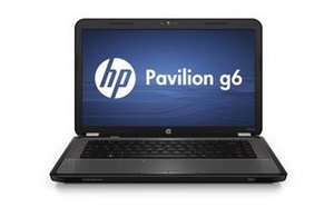 HP Pavilion g6-1b50us Repair