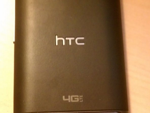 HTC Thunderbolt Extended Battery Replacement