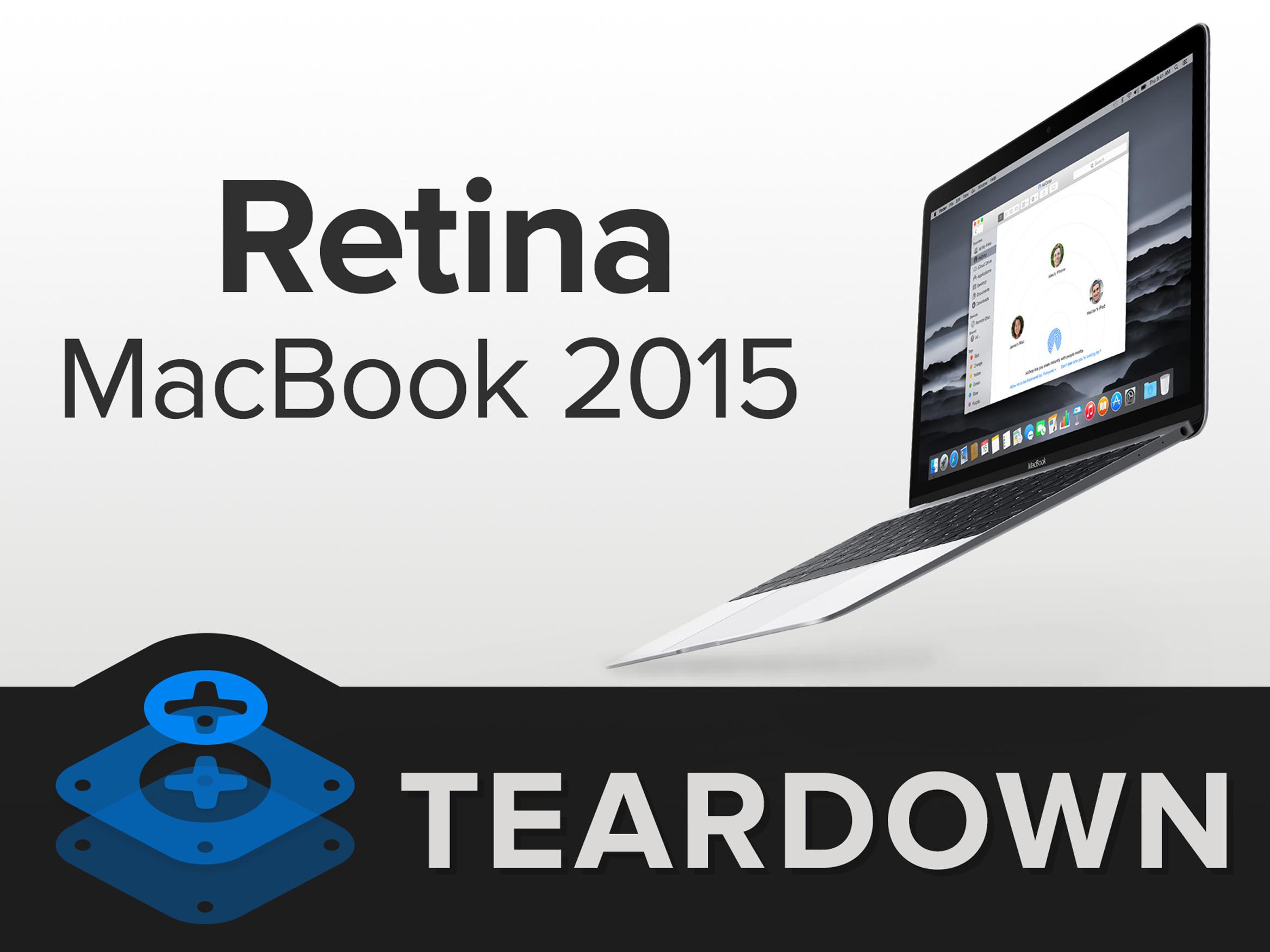 Retina Macbook 2015 Teardown Ifixit Apple Usb Wiring Diagram Further Wires Nest