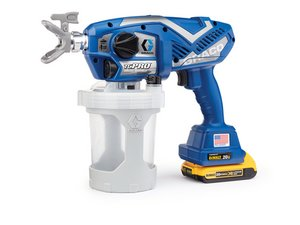 Graco Paint Sprayers 17N166 (2017)