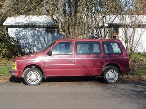 1984-1990 Chrysler Voyager Repair