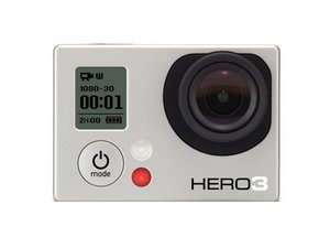 GoPro Hero3 White Repair