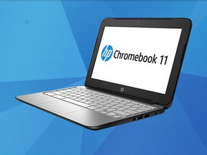 HP Chromebook 11 G3 Repair