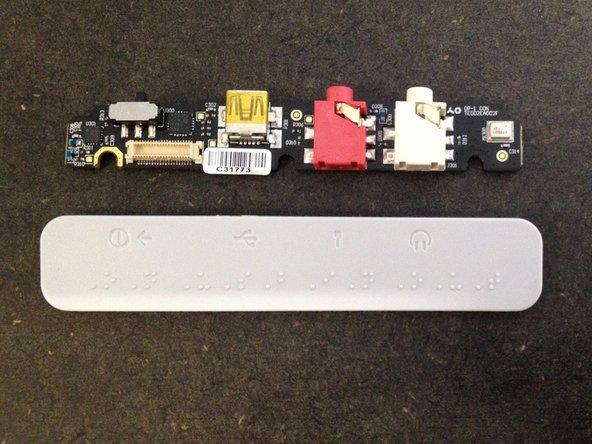 OP-1 Connector Board Main Image
