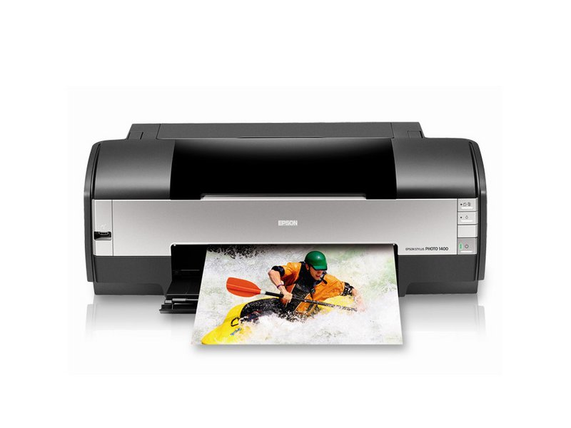 Printer is ejecting paper without printing  - Epson Stylus