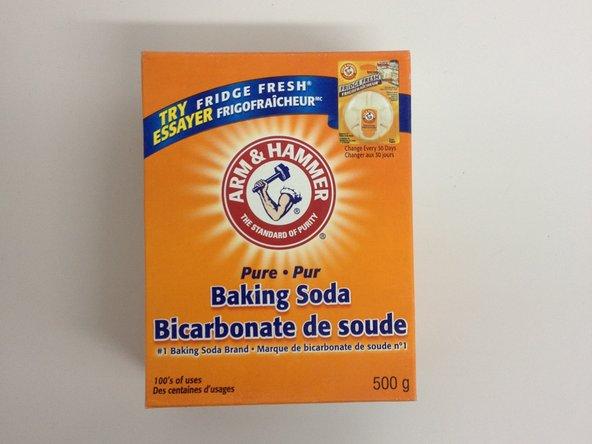 Placer du bicarbonate de soude le temps de l'hivernation