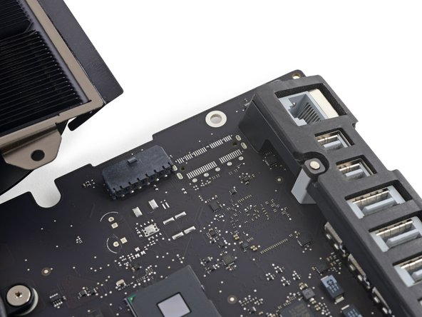 Apple is back to their old ways: In 2012, when Apple launched the thin-edged iMac, our base-level iMac had empty solder pads where a Fusion Drive's SSD slot might live.
