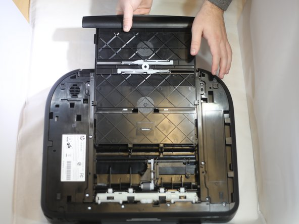 HP Envy 4520 Paper Tray Replacement