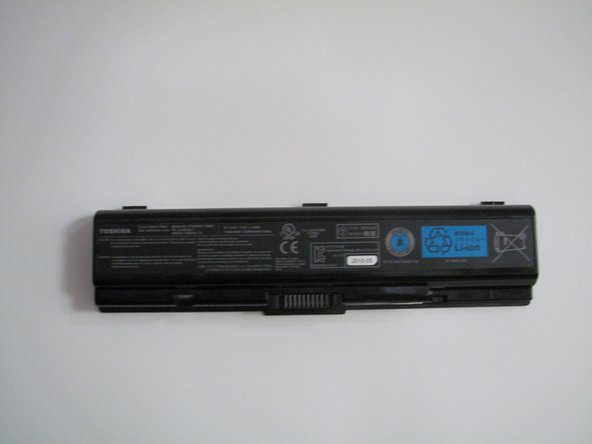 Toshiba Satellite L455D-S5976 Battery Replacement