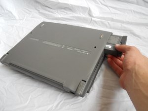 Apple Powerbook 520 General Disassembly