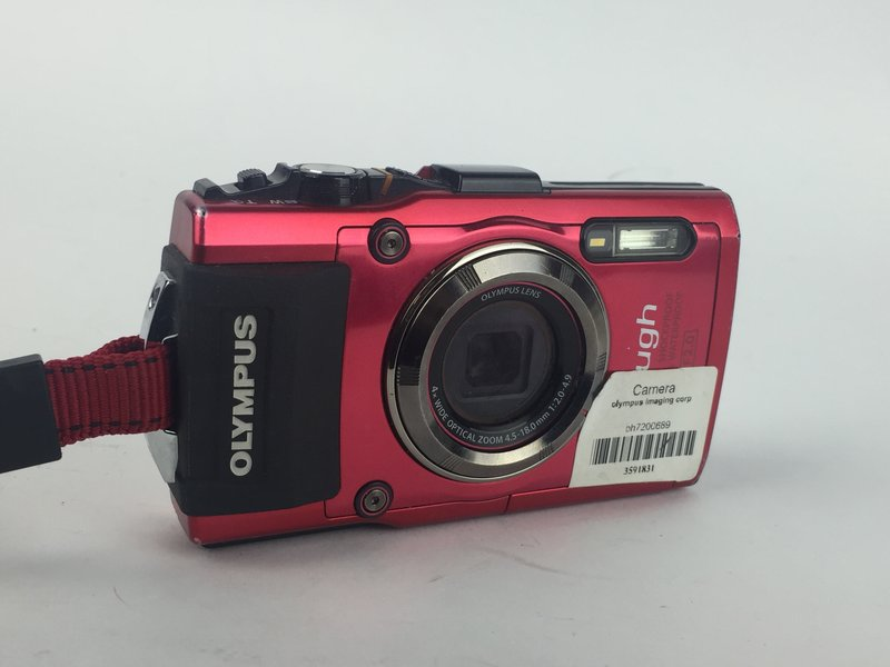How do I connect my Olympus Tough TG-3 to Wi-Fi? - Olympus