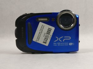 Fujifilm FinePix XP70 Repair