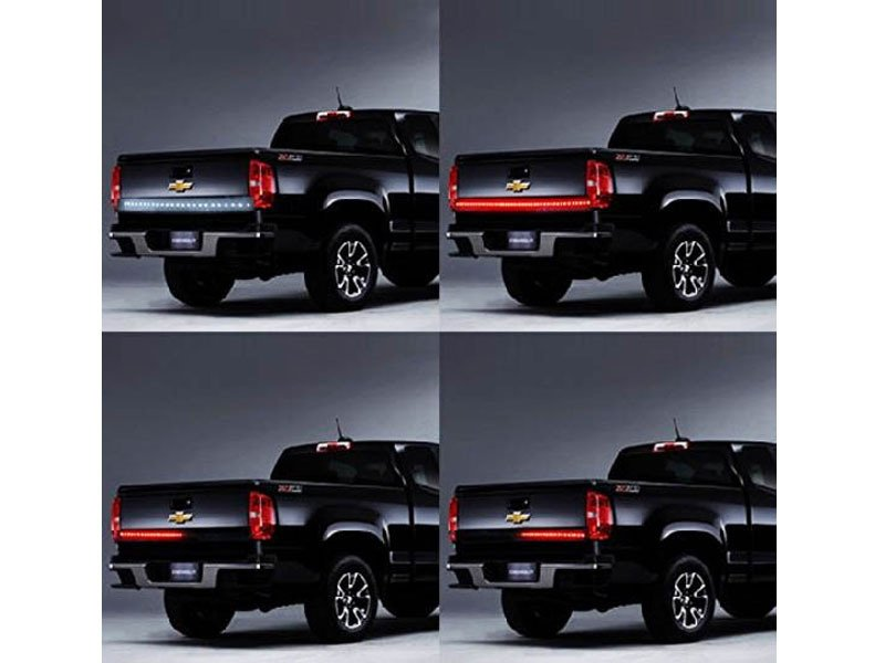 trunk led tailgate strip light installation ifixit repair guide PlasmaGlow Tailgate Light Bar