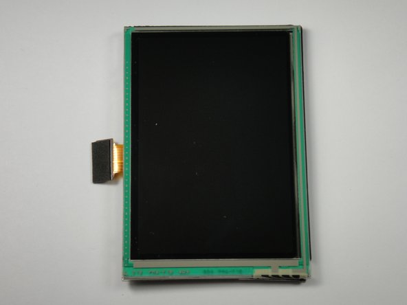 Palm TX Display Replacement