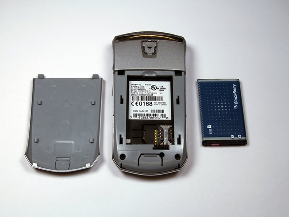 BlackBerry 7100g Battery Replacement