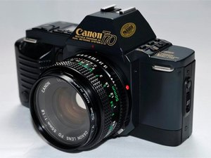 Canon T70 Repair