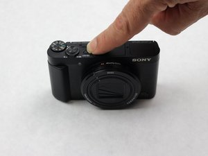 Sony Cyber-shot DSC-HX80 Repair