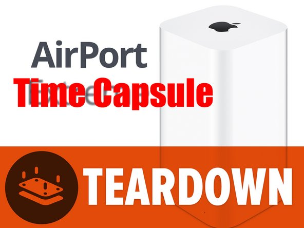 Image 1/2: Today [http://www.ifixit.com/User/17/Miroslav+Djuric|I] went rogue. While the other tech writers were taking apart an as-yet-unnamed device (oh the secrecy!), I took apart the AirPort Time Capsule.