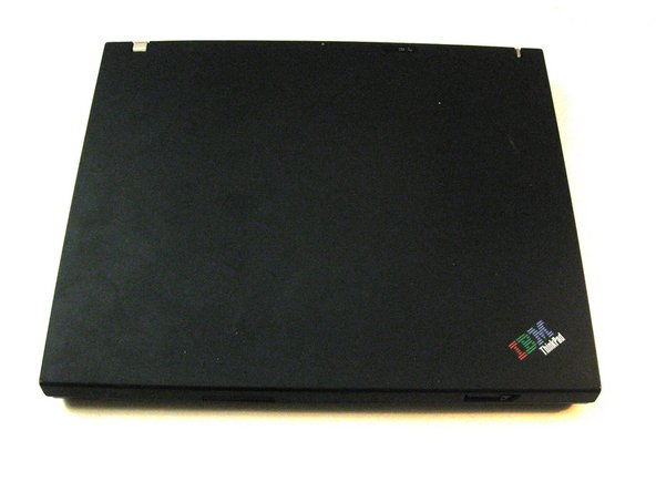IBM ThinkPad T42 Teardown