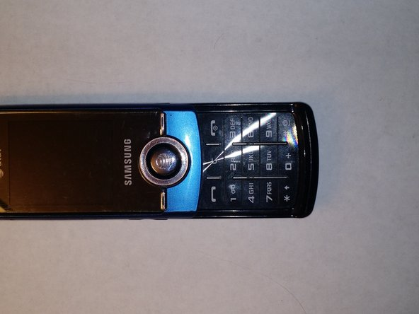 The Samsung SGH A777