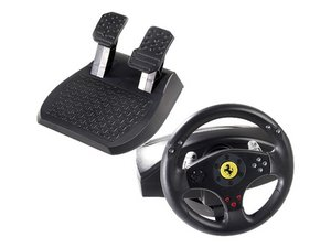 Ferrari GT Racing Wheel Repair