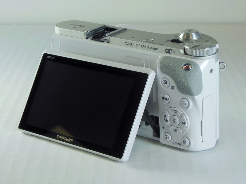 Samsung NX300 Troubleshooting - iFixit